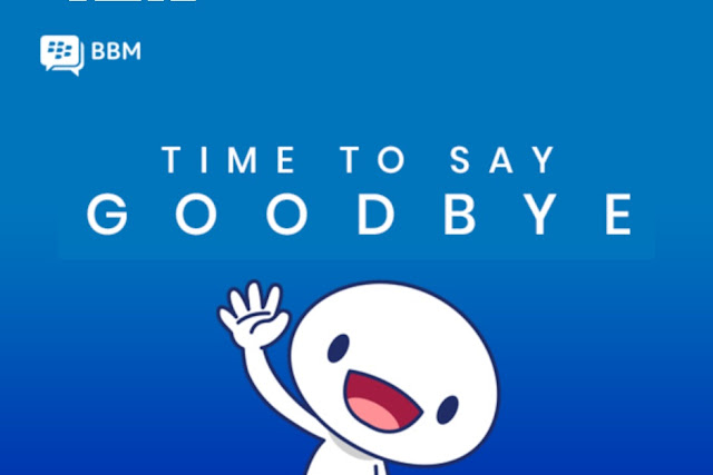 BlackBerry Users Indignant As BBM Shuts Down On 31st May 2019