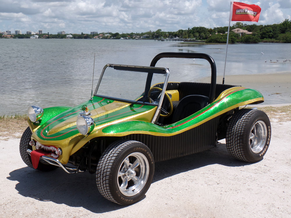 Car Cover For Manx Dune Buggy