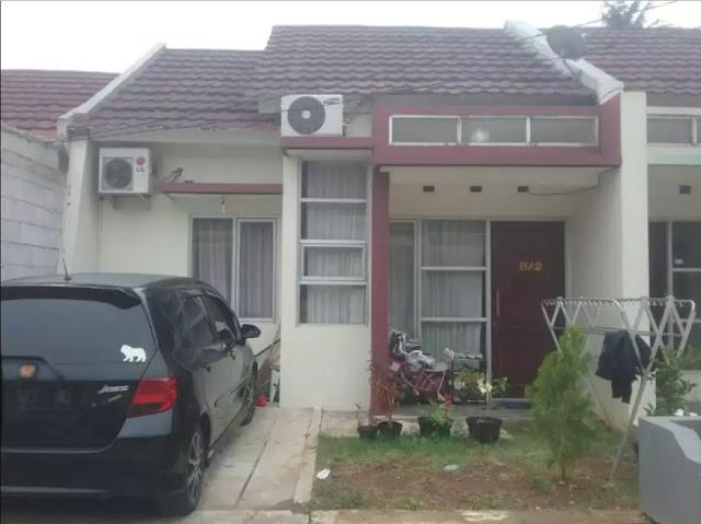 Halaman Depan (Outdoor) - Jual Over Kredit Rumah di Restali Arsi, Karang Asih, Cikarang Utara, Bekasi, Jawa Barat
