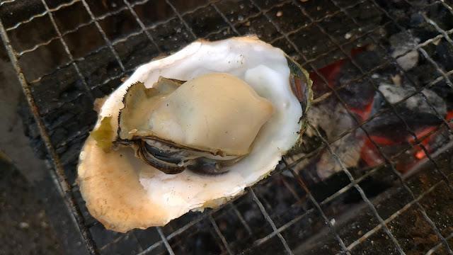 【長崎市】戸石漁港で牡蠣焼き!