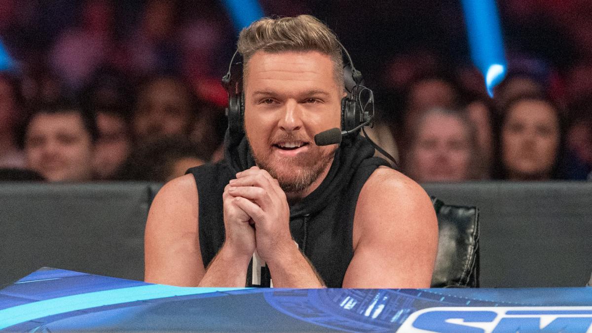 Pat McAfee não voltará ao WWE NXT