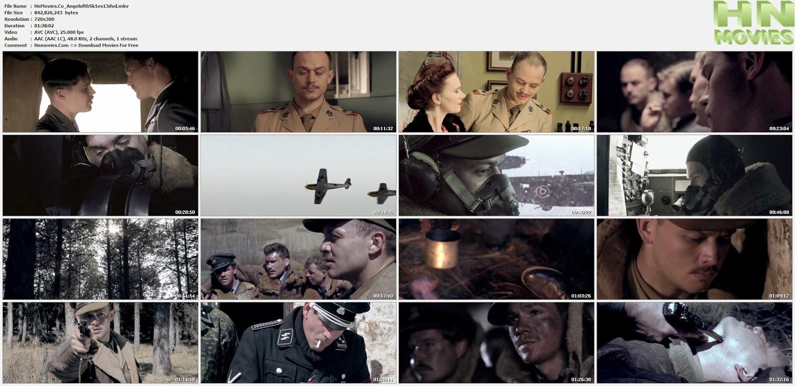 movie screenshot of Angel of the Skies fdmovie.com