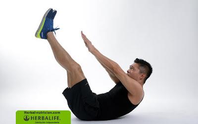 Abdominales y ejercicio