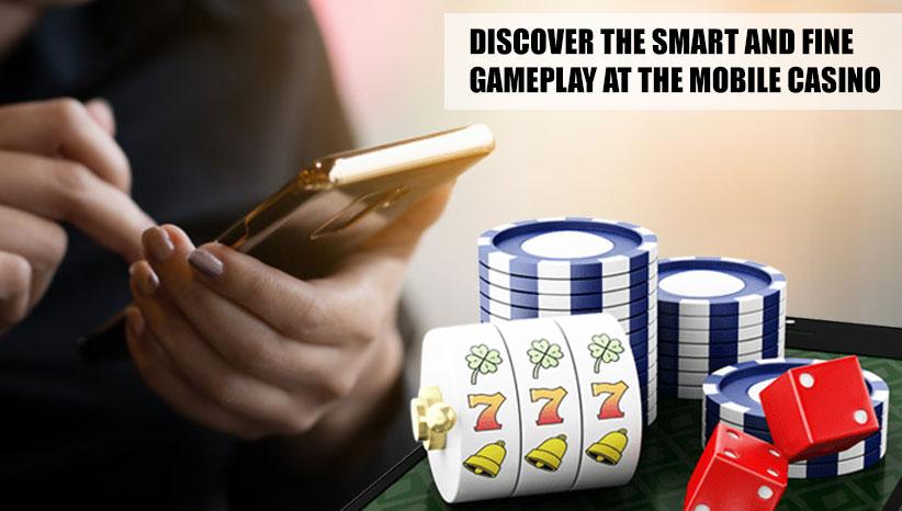 Smart Mobile Casino