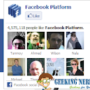 Add Static Facebook Pop Out Like Box with Hover Effect