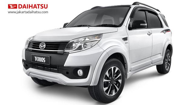 Harga Mobil Daihatsu Terios Bulan November 2016