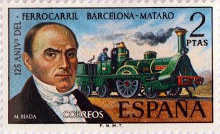 125 ANIVERSARIO DEL FERROCARRIL BARCELONA-MATARÓ