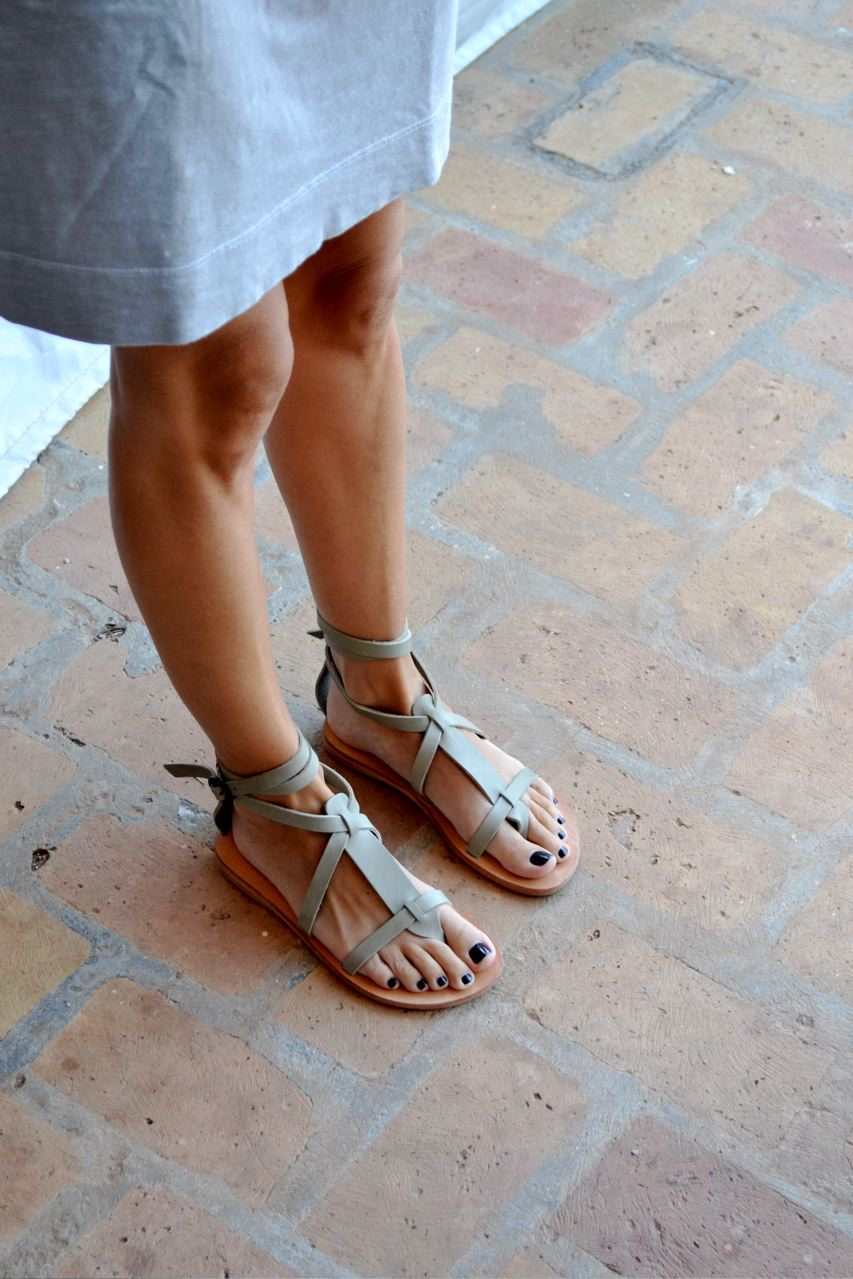 FashionWandering: Valia Gabriel: Perfect summer sandals