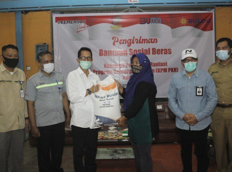 Pastikan Bantuan Pemerintah Tepat Sasaran Wakil Wali Kota Batam Amsakar Ahmad Kawal Pendistribusiannya