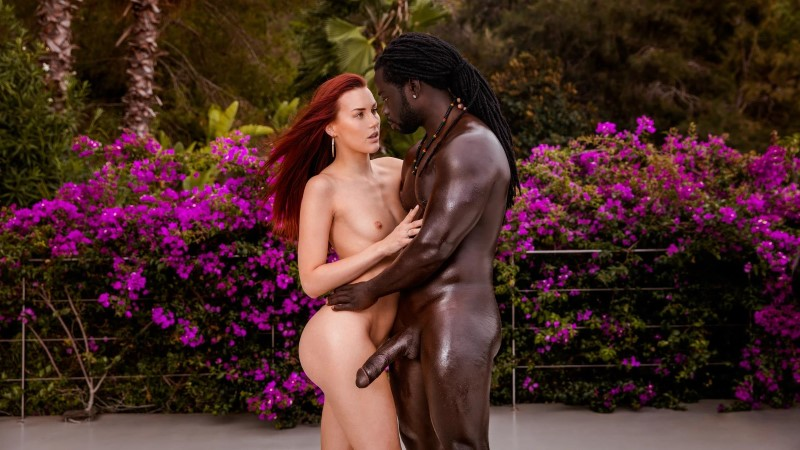 Blacked – Last Chance – CHARLIE RED