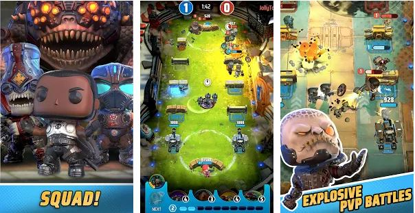 Download Gears POP! MOD APK 1.63 (MOD Unlimited Power) for Android 3