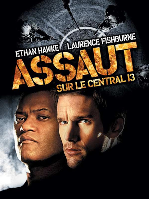 Assault On Precinct (2005) 13 สน. 13 รวมหัวสู้