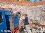 Disinyalir Oknum Pengusaha Tambang Batu Alam di Seputaran  Mangsang Kebal Hukum