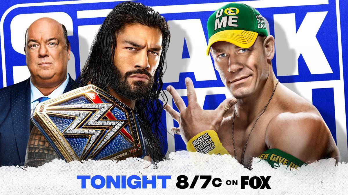 Cobertura: WWE Friday Night SmackDown (13/08/2021) – Chefe!