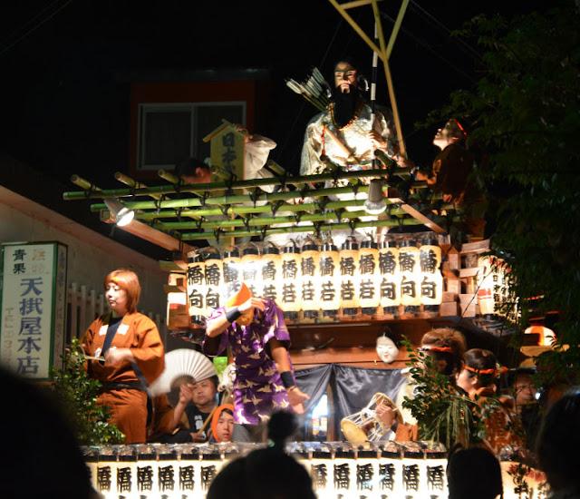 Goshinkousai at Hoko Jinja Shrine, Hokota City, Ibaragi Pref.