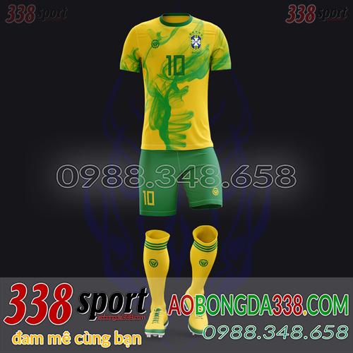 Áo Đặt May Theo Yêu Cầu - Mã BRAZIL 02