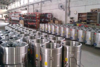 Bếp công nghiệp Hà Nội, phân phối sỉ lẻ thiết bị bếp chất lượng cao, giá tốt