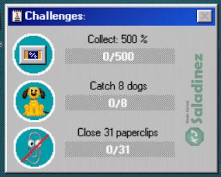 Challenges harian Progressbar95