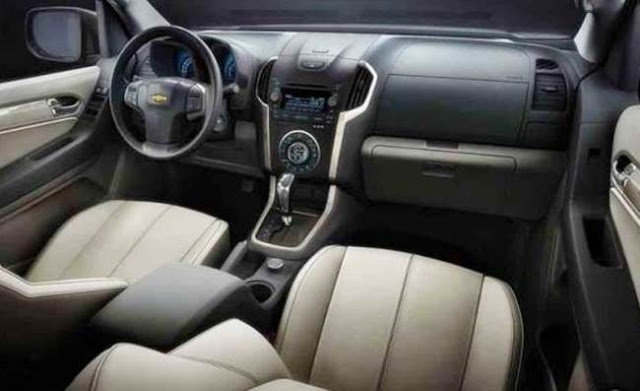 2017 Chevrolet Trailblazer Rumors