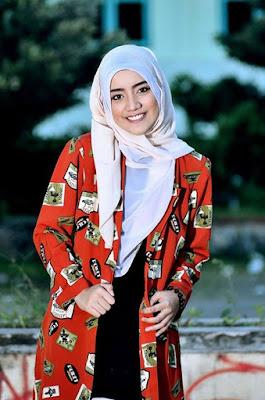 Trend Hijab Terbaru tahun 2015