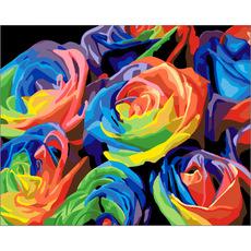 Tranh son dau so hoa tai Gia Lam