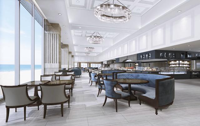 Nhà hàng sang trọng Luxury Đà Nẵng