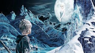 Wallpaper gambar Elsa Frozen keren euy