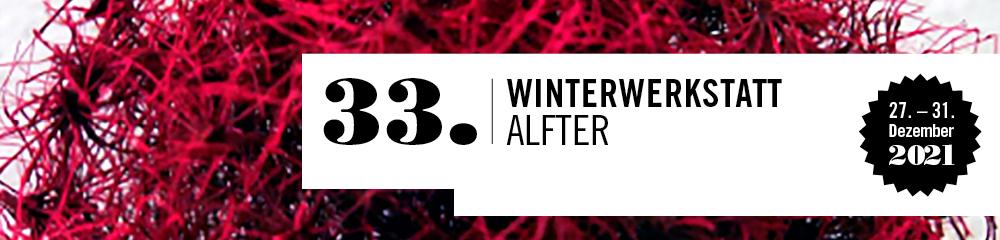 33. Winterwerkstatt Alfter 2021