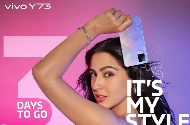 Vivo Y73 India Launch Date Confirmed as June 10