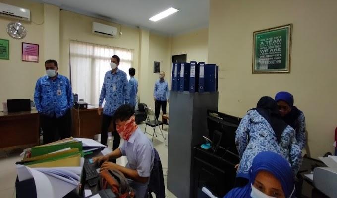 Hari Pertama Kerja Paska Libur Lebaran, BKPSDM Kabupaten Serang Tak Temukan ASN Bolos