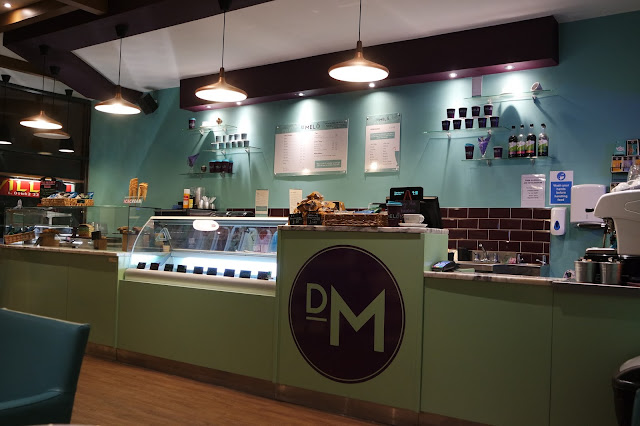 De Melo, Middlesbrough Food Review Front Counter