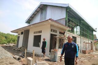 Pemkot Kota Cirebon Mendapat Hibah Tiga Pusat Daur Ulang ( PDU) Dari Kementrian Lingkungan Hidup RI