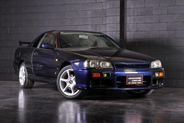 Nissan Skyline 25GT Turbo (ER34)