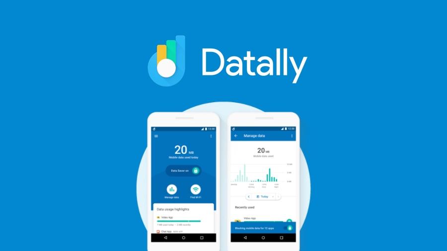 تطبيق Datally : للحفاظ على باقة الإنترنت