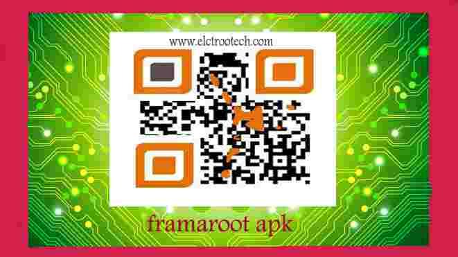 تحميل وتتبيث برنامج framaroot لعمل روت بدون حاسوب