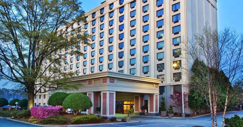 Hotels Near Atlanta Airport With Park And Fly
