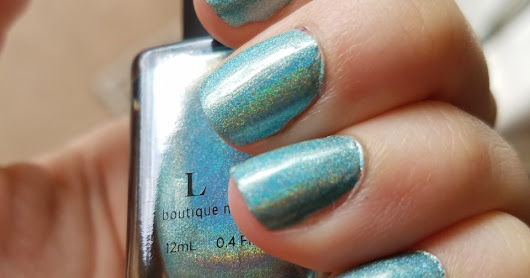 #NailSeries: ILNP Ultra Holo in Aria