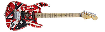 Eddie Van Halen Frankenstrat Guitar