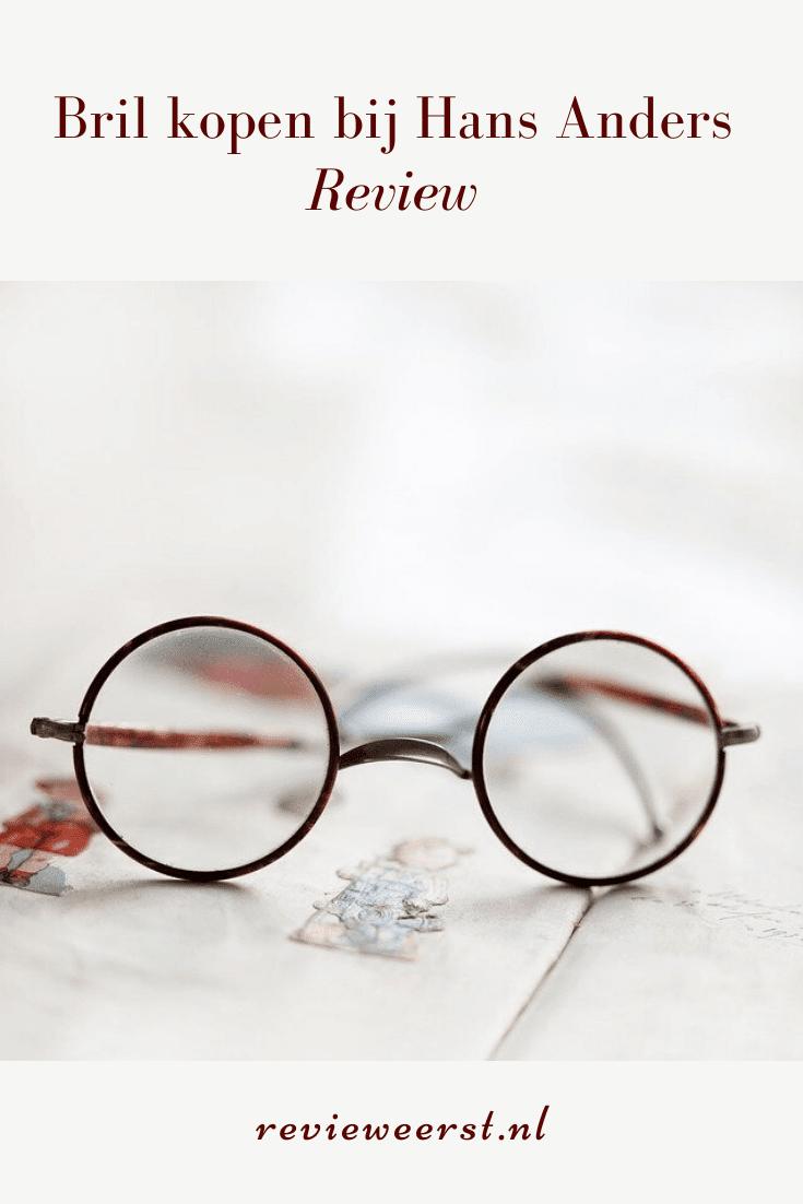 bril van hans anders