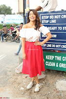 Shriya Saran looks super cute in off shoulder top and Red Skirt ~  Exclusive Celebrities Galleries 091.JPG