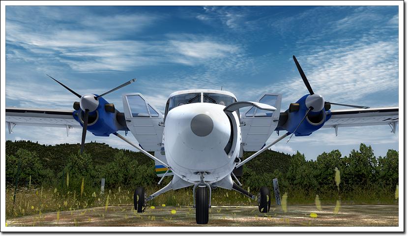 Fsx aerosoft dhc 6 twin otter x v1 21 : schoolamflam