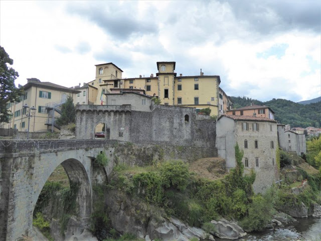 Porta Castruccio Castelnuovo Garfagnana