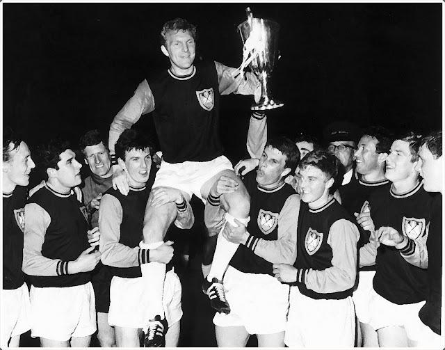 West Ham Winners Cup 1965