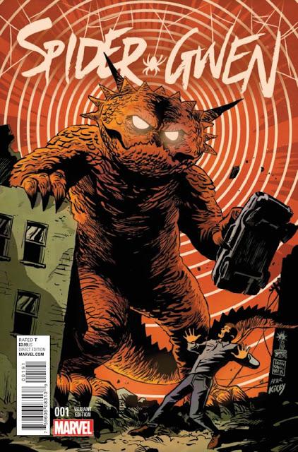 Monstruo de Jack Kirby