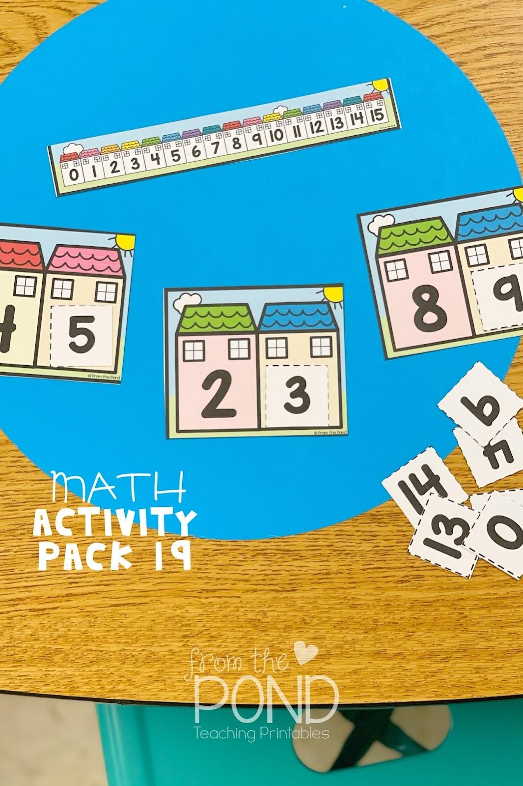 Math Packs