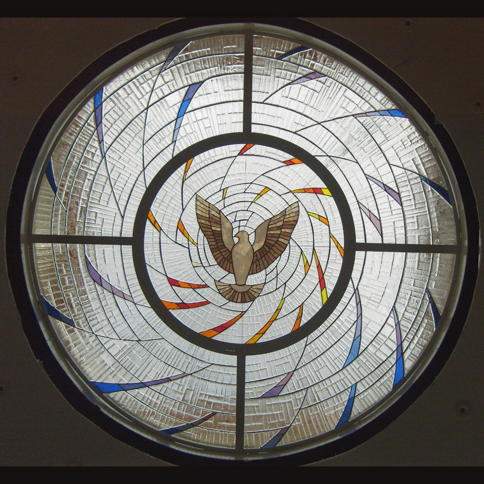 vitráž okno