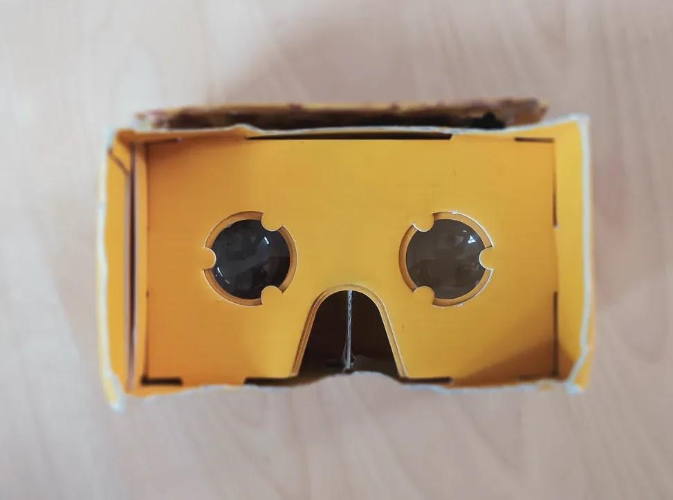 ما هي خطة جوجل لنظارات الواقع المعزز؟