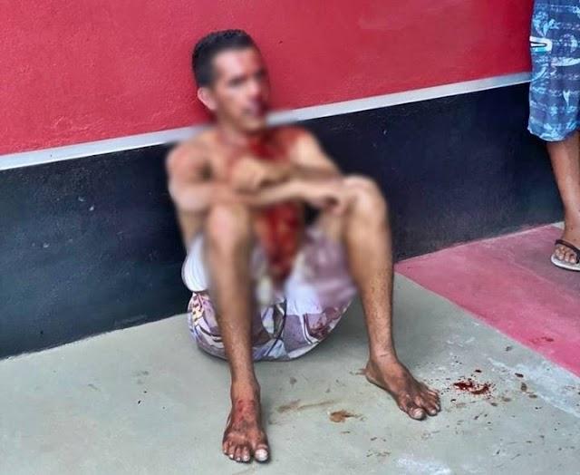 Homem é espancado por populares após tentar estuprar uma mulher no norte do Piauí