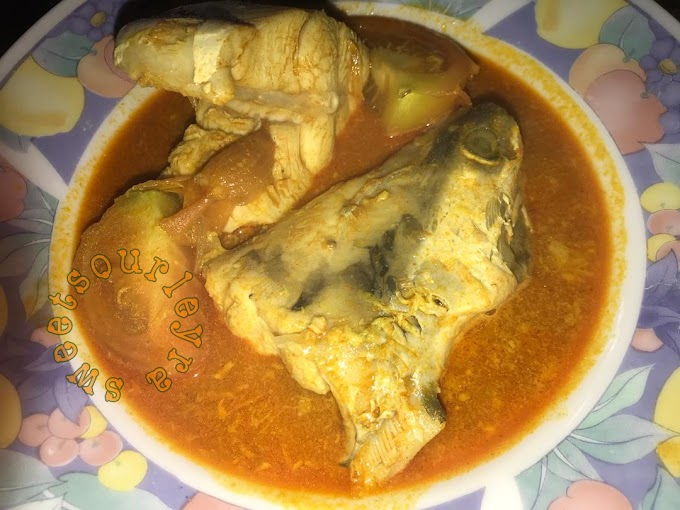Resepi Gulai Ikan Yu Sedap Dan Masakan Rare