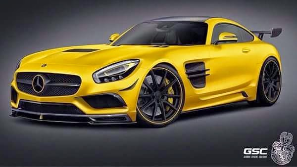 Mercedes-AMG GT German Special Customs